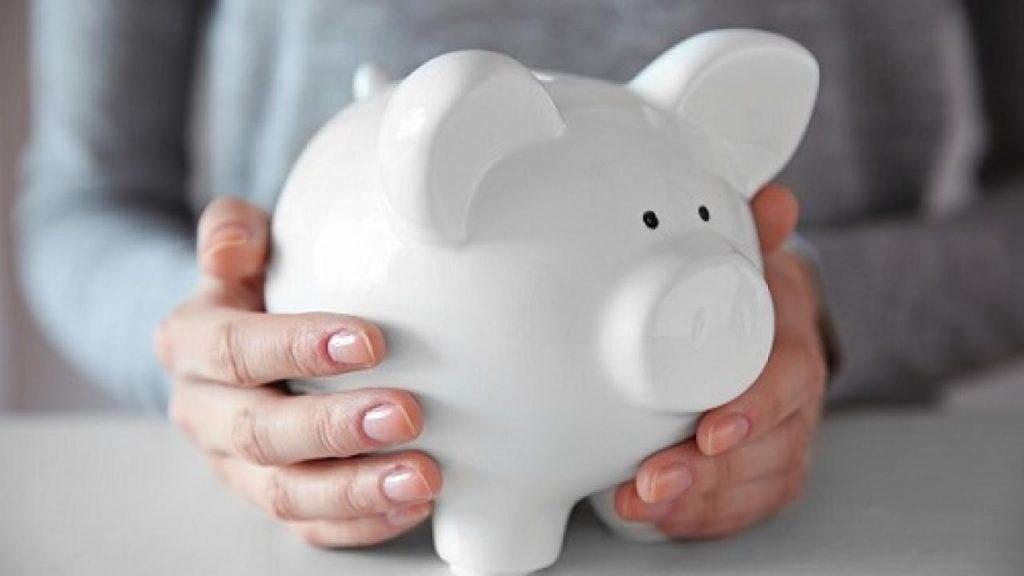 poupar ganhando pouco deve ser realizado com muita paciência