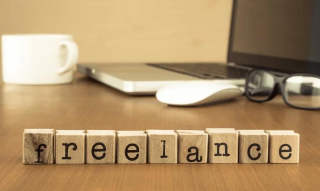 trabalhe como freelancer e seja seu próprio patrão