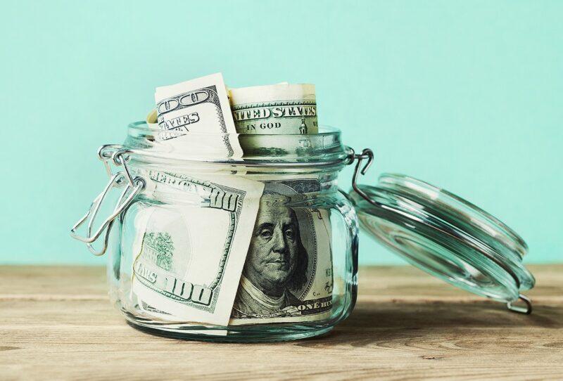 quitar as dívidas e juntar dinheiro