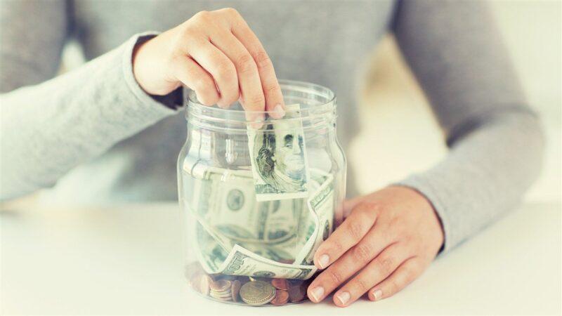 economize dinheiro