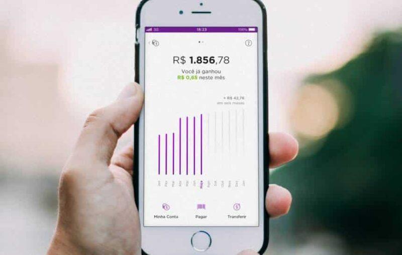 investimento em banco digital