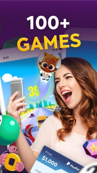 GAMEE Prêmios - Jogos Grátis, GANHE DINHEIRO REAL!